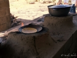 March 2015, Costa Rica. © Sherley J. Edinbarough (Surely, Sherley and/or SurelySherley), 2015. Fresh tortillas being made on an outdoor stove.
